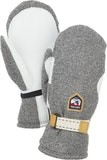 Windstopper Tour - mitt / Natural grey