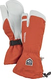 Army Leather Heli Ski - 3-finger