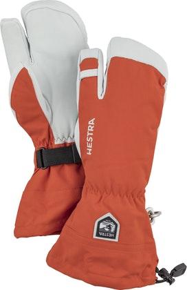 bac4e525db62d7 Army Leather Patrol Gauntlet - Hestra Gloves