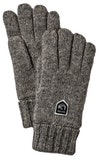 Basic Wool Glove / Charocoal