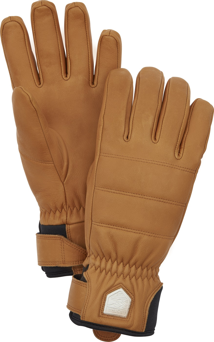 Product image for 32510 All Leather Primaloft - 5 finger