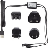 USB adapter incl USB charge cord Type2 / No color