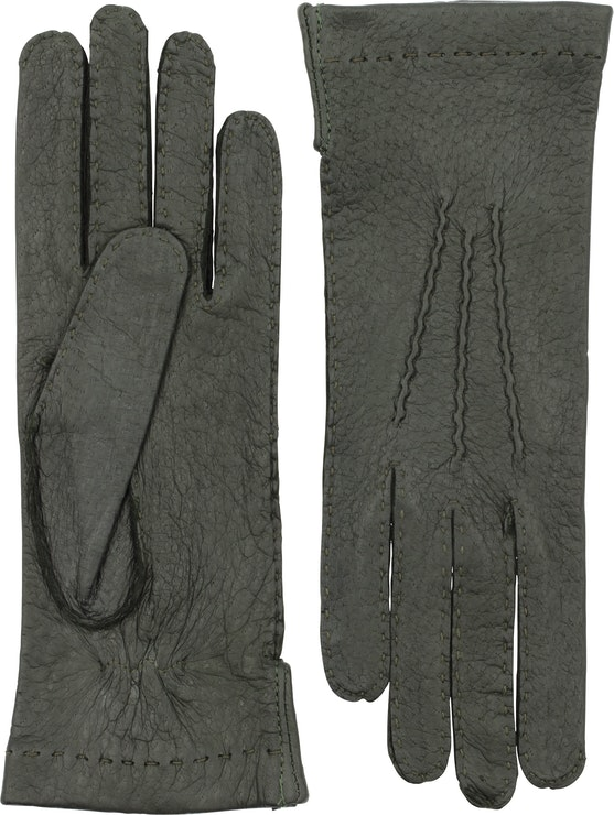 Product image for Peccary Handsewn Unlined, Forest
