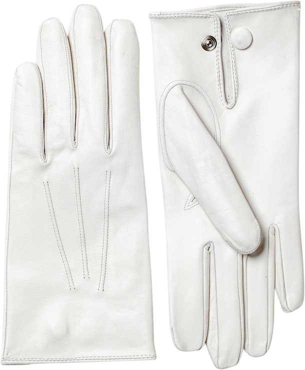 Product image for Glacé Parade Glove, White