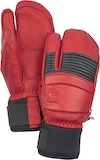 Leather Fall Line / Red / Grey