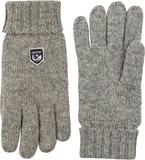 Basic Wool Glove / Grey