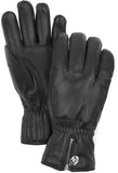 Leather Swisswool Classic - 5 finger / Black