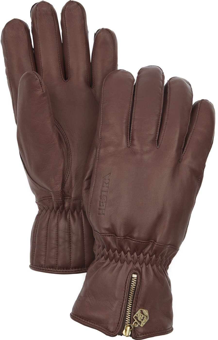 Product image for 30760 Leather Swisswool Classic - 5 finger