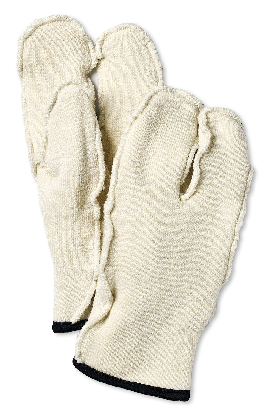 Product image for 34282 Wool Terry Split Mitt Liner