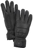 Alpine Leather Primaloft - 5 finger / Black
