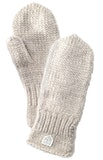 Kebnekaise Wool Mitt / Natural grey