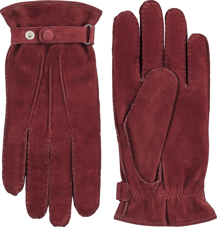 Product image for Winston Suede, Dark red