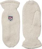Basic Wool Mitt / Offwhite
