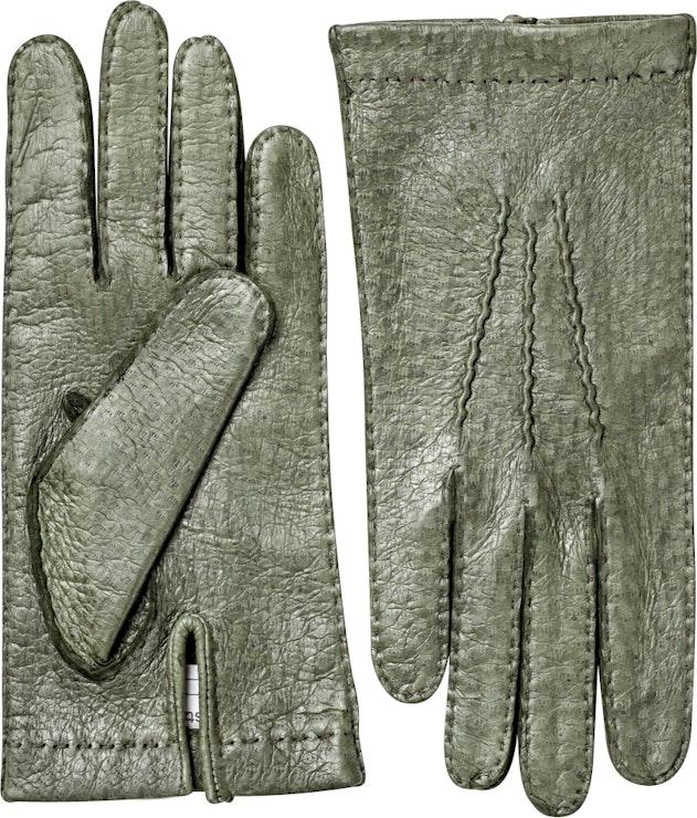 Produktbild för Peccary Handsewn Unlined, Forest