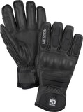 Impact Racing Sr. - 5 finger / Black / Black