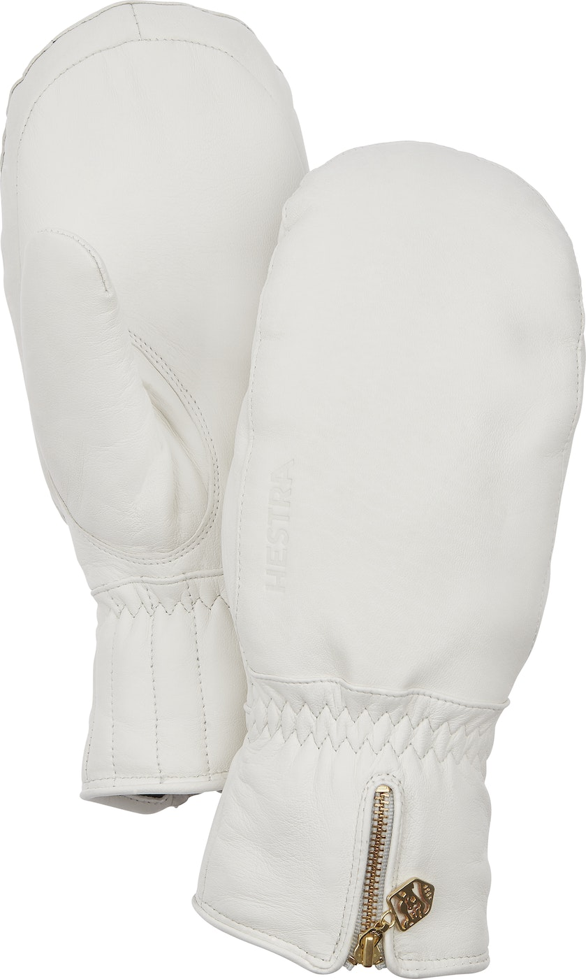 Product image for 30761 Leather Swisswool Classic - mitt
