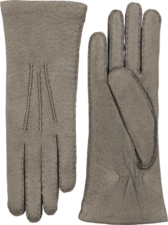 Product image for Peccary Handsewn Cashmere, Light grey