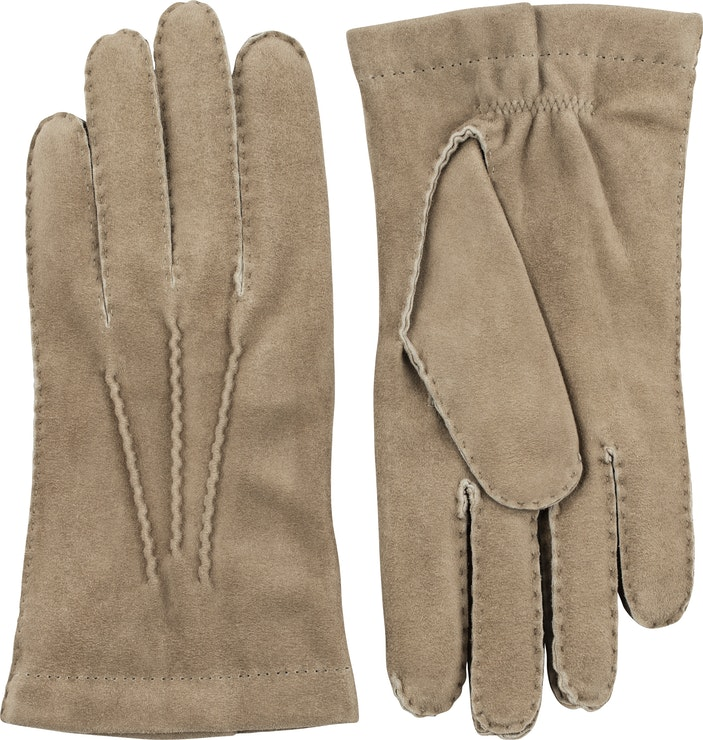 Product image for Hairsheep Suede Handsewn Cashmere, Camel