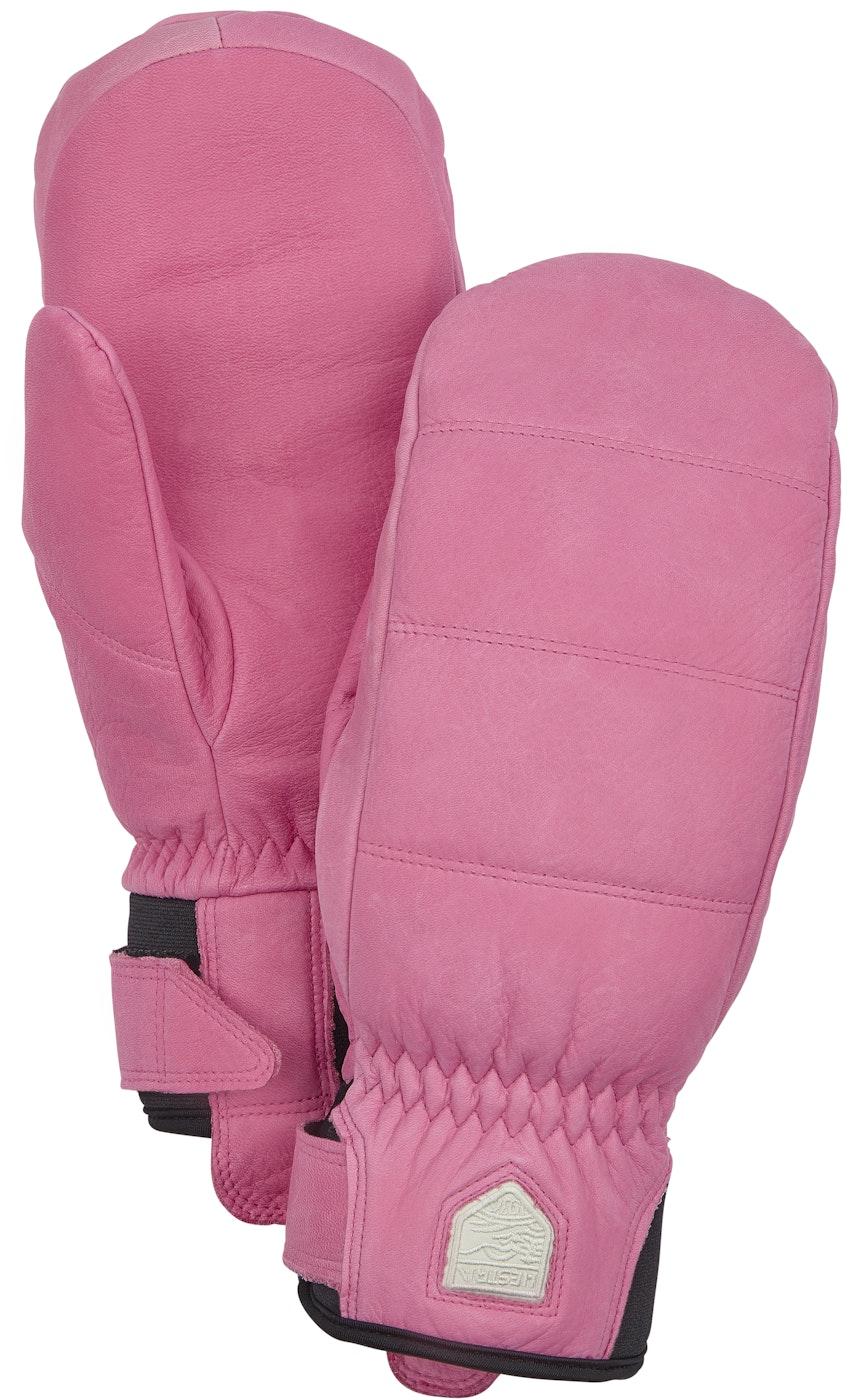 hämmästyttävä hinta kenkäkauppa todella söpö Alpine Leather Primaloft - mitt - Hestra Gloves