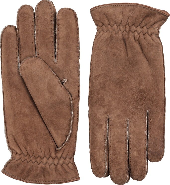 Product image for Montgomery Lambskin Suede, Brown