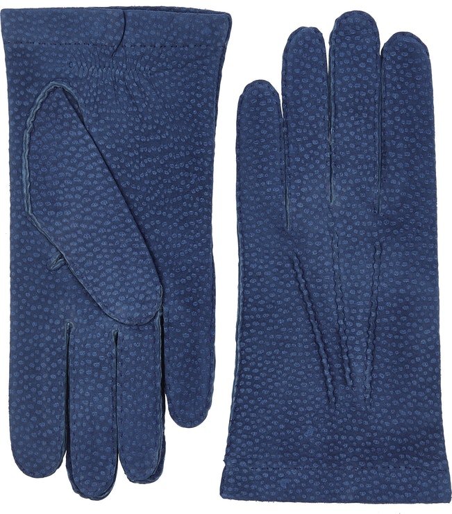 Product image for Carpincho Handsewn Cashmere, Royal blue