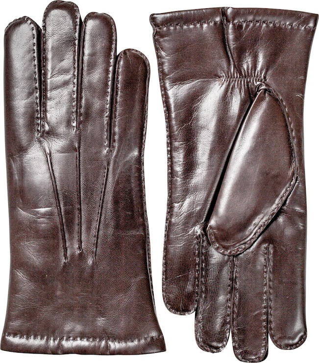 Product image for Hairsheep Handsewn Lambskin Lined, Espresso