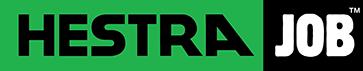 Logotyp för Hestra JOB