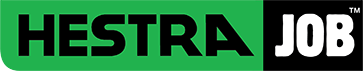 Hestra JOB logo